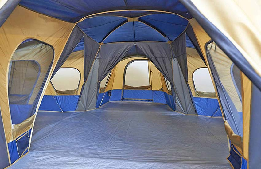 Largest Tents For Camping Updated February 2021 Oraskill